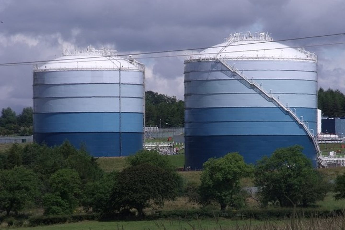 natural gas uk