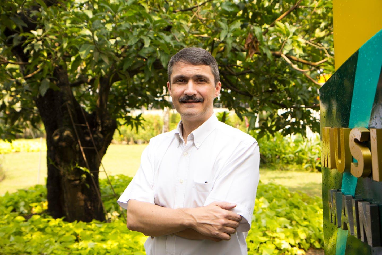 Olivier Tichit, director, sustainable supply chain, Musim Mas