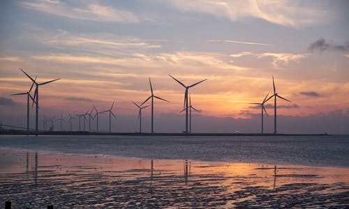 European firms are driving offshore wind in Asia—what does this mean for the energy transition?