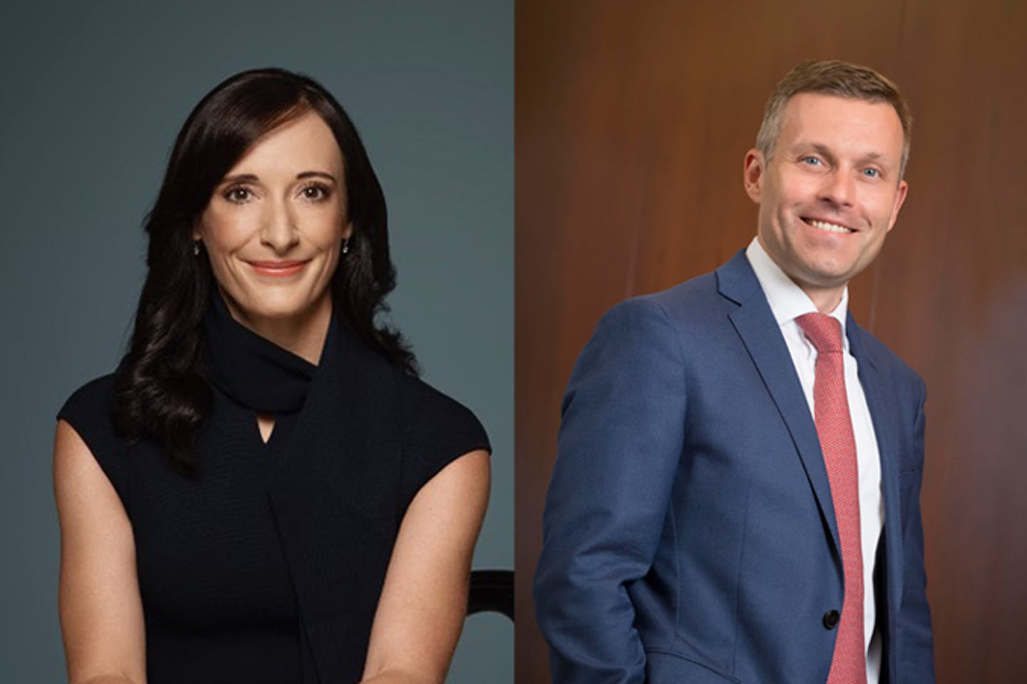 Co-heading the APAC division of BlackRock Sustainable Investing are Geir Espeskog, who moves over from BlackRock'siShares Asia Pacific distribution team, and Emily Woodland, who joins from AMP Capital, where she was head of sustainable investment, global public markets.