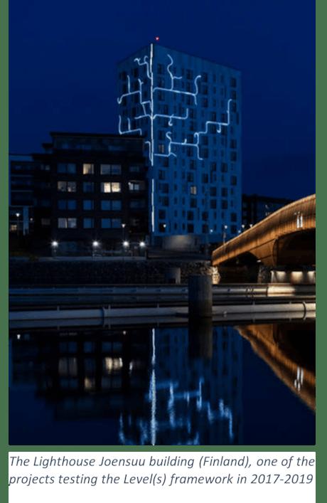 The Lighthouse Joensuu building (Finland)