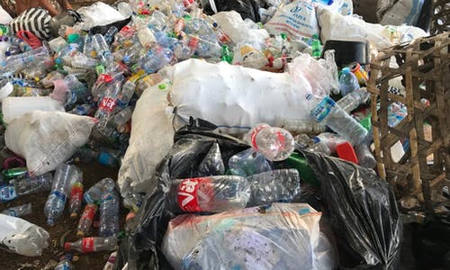 Are big brands failing in their commitments to use recycled plastic?