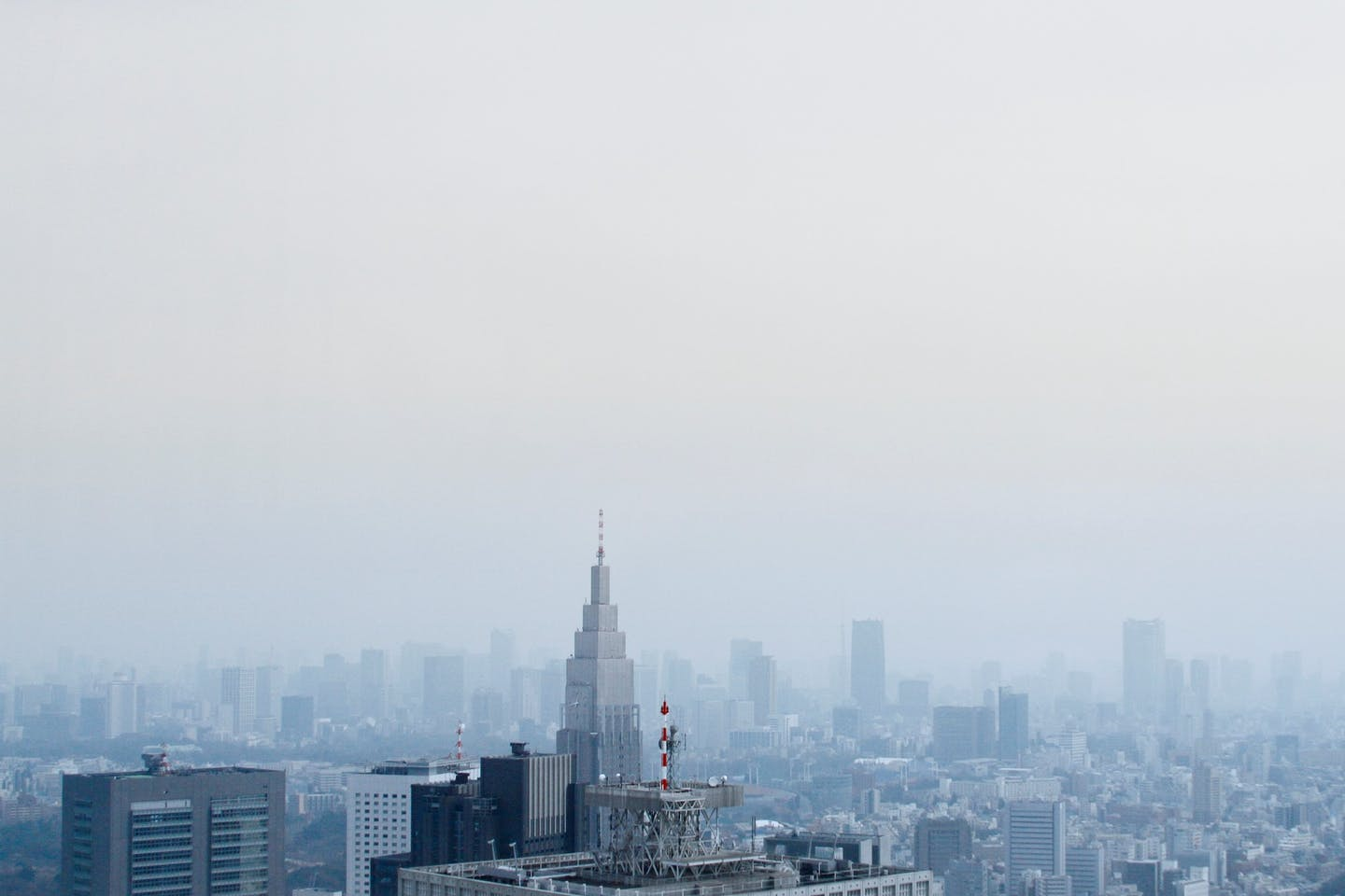 Air pollution in Tokyo