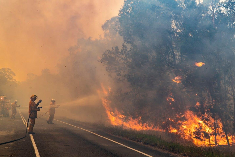 Queensland Fires November 2019