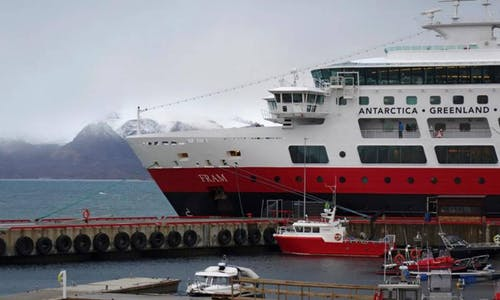 Arctic cruises accused of leaving indigenous people in the cold