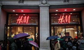 With banana leaf lamps, H&M backs firms promising social change