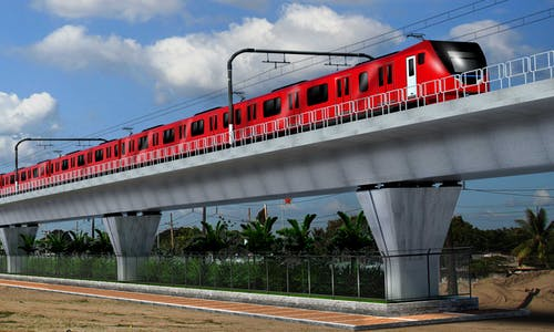 What the Philippines' US$2.75 billion rail project means for commuters and the environment
