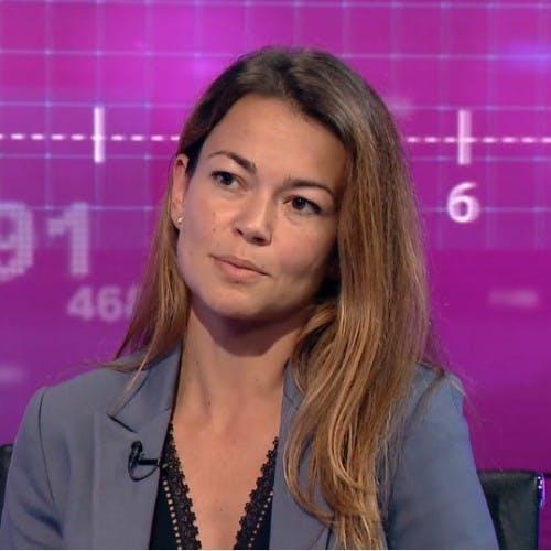 Elena Philipova, director of sustainable finance, Refinitiv