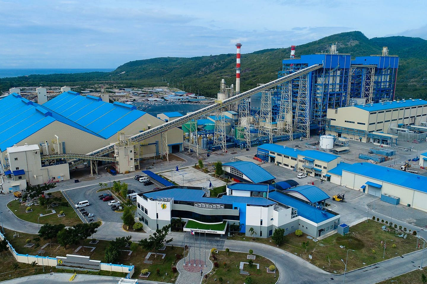 Alsons Power Group's second 105-MW coal plant in central Mindanao