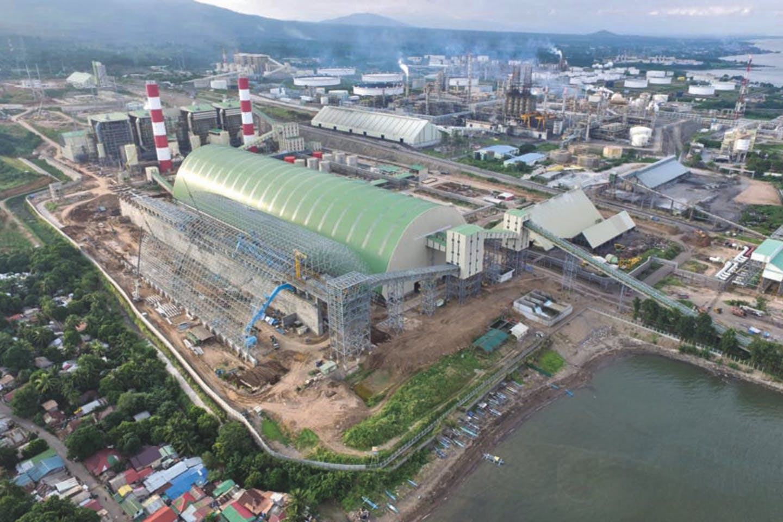 San Miguel coal power plant Limay Bataan