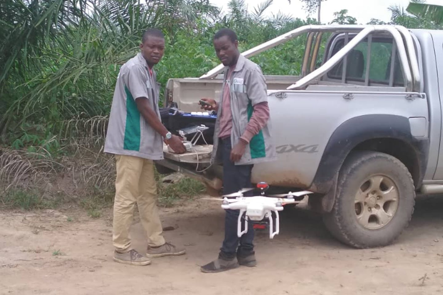 drones agriculture2