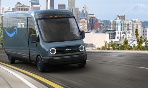 Amazon's electric trucks: US$20 billion turning point for sustainable shipping