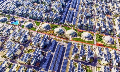 'Living laboratory': New Dubai city pushes for green revolution in the desert