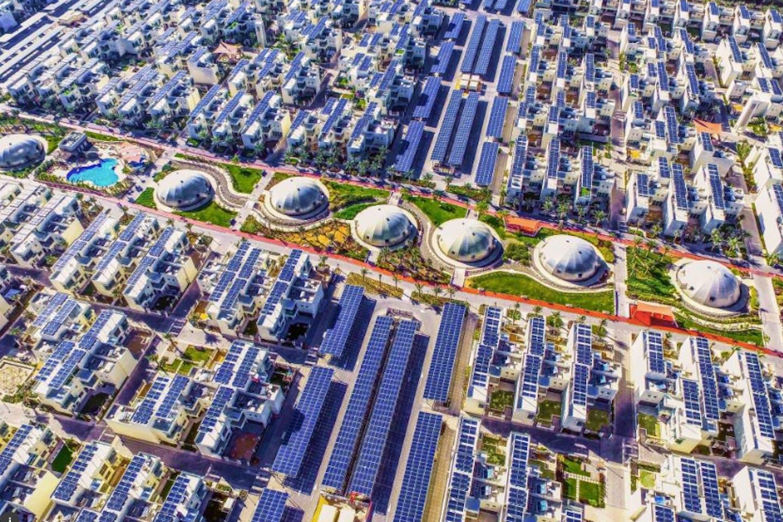 dubai sustainable city development