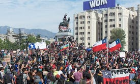 Chile urged not to lose environmental steam after cancelling UN talks