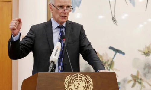 Covid-19 exposes 'distorted picture' of global poverty gains, UN envoy says