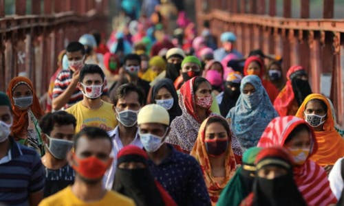 Coronavirus fuels modern slavery threat for Asian garment workers