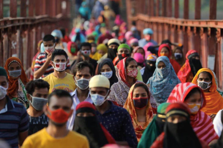 Garment workers bangladesh covid 19