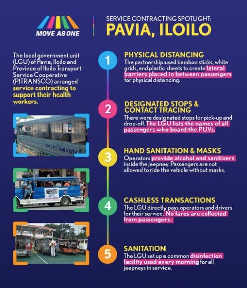 pavia service contracting