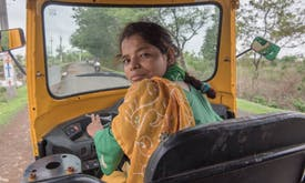 Tuk-tuk warriors: The abuse victims who rode to women's rescue in lockdown India