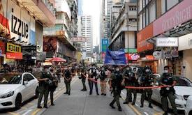 Hong Kong social enterprises on the brink after protests, Covid-19