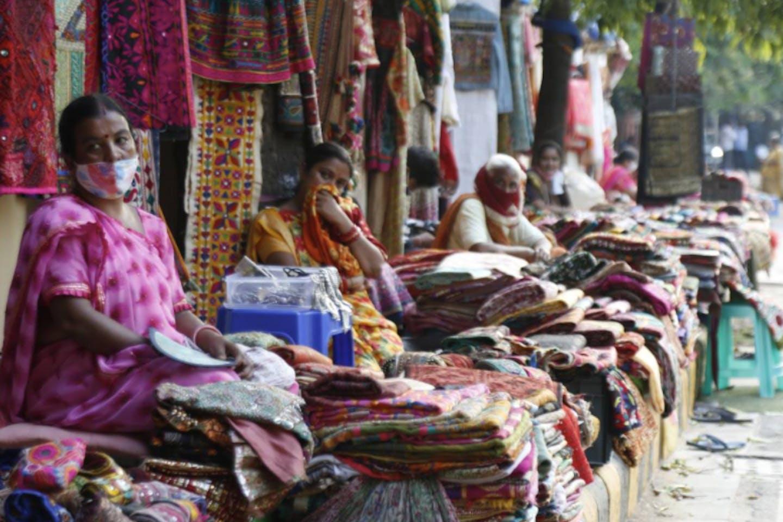 street vendors india