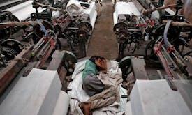 Indian garment workers cover bosses' lockdown losses