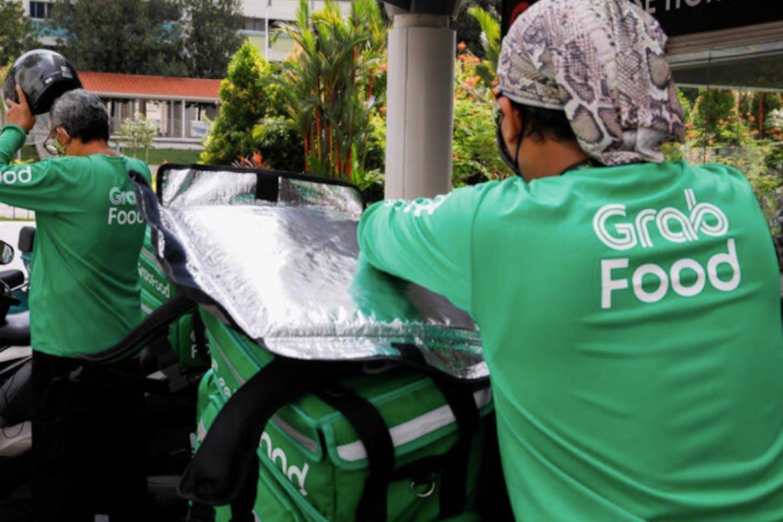 Grab food SG