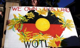 Water rights victory 'enormous step' for Australia's indigenous