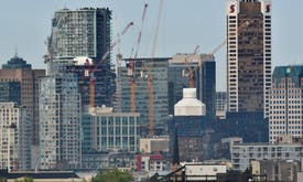 Planet-warming emissions from buildings put climate goals at risk