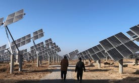China expected to favour green tech over coal in new five-year plan