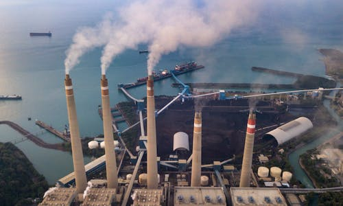 South Korea faces public scrutiny for financing coal plants in Indonesia