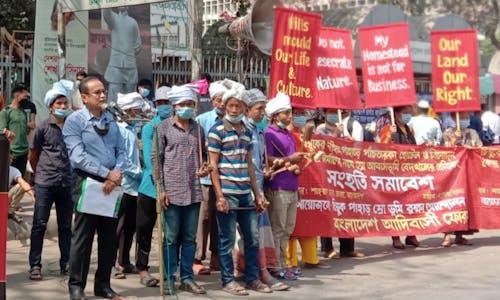 Indigenous people in Bangladesh oppose resort on ancestral land