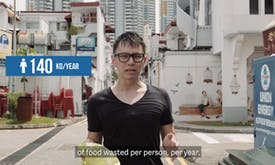 Singaporeans love food, but are they valuing food enough?