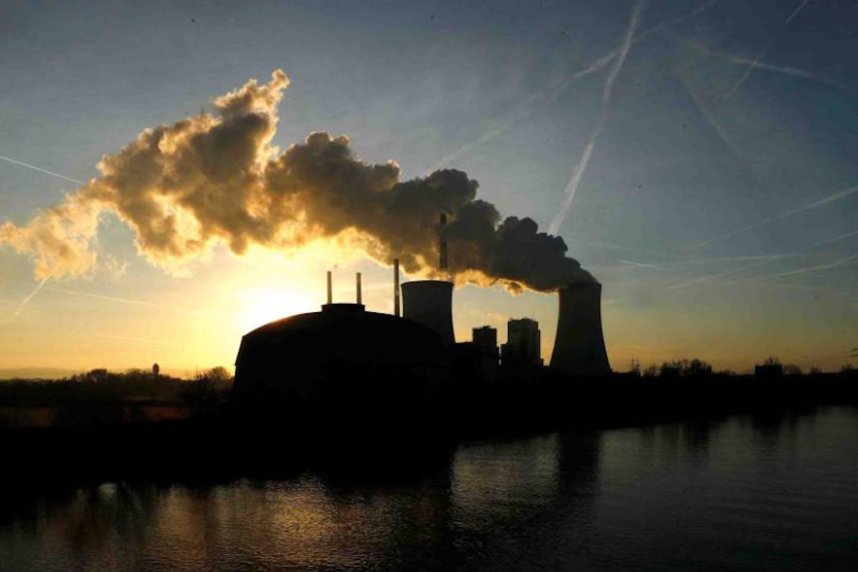 """coal power plant """"Staudinger"""""""
