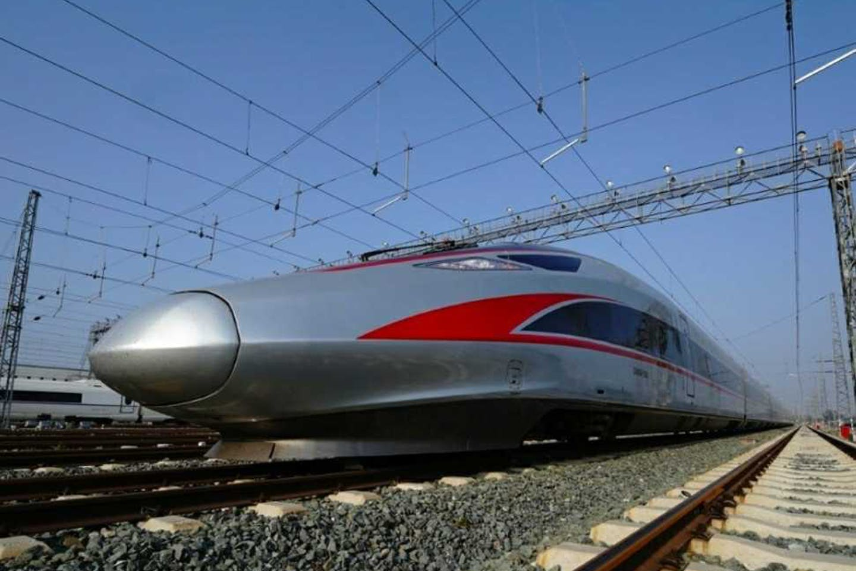 hi speed rail jakarta to bandung