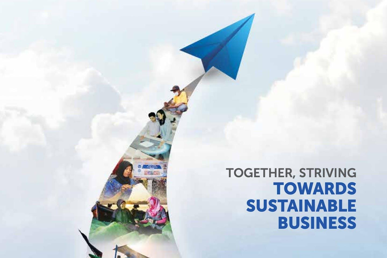 Bank Rakyat Indonesia (BRI) sustainability report