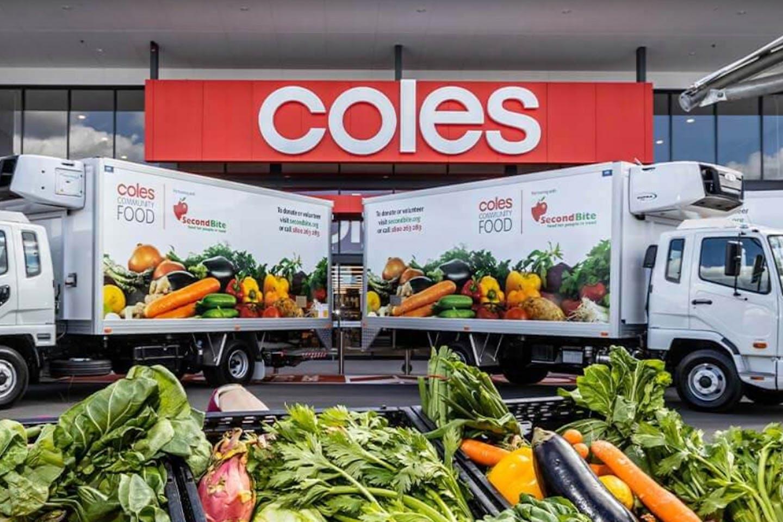Coles supermarket