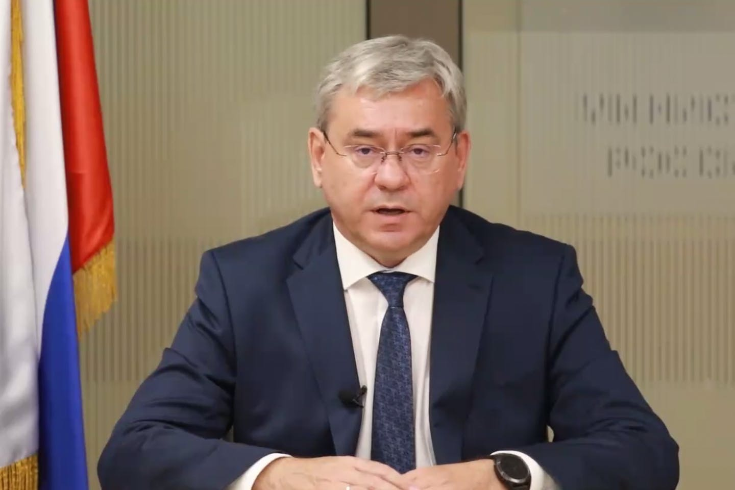 Alexey Kulapin, director general, Russia Energy Agency