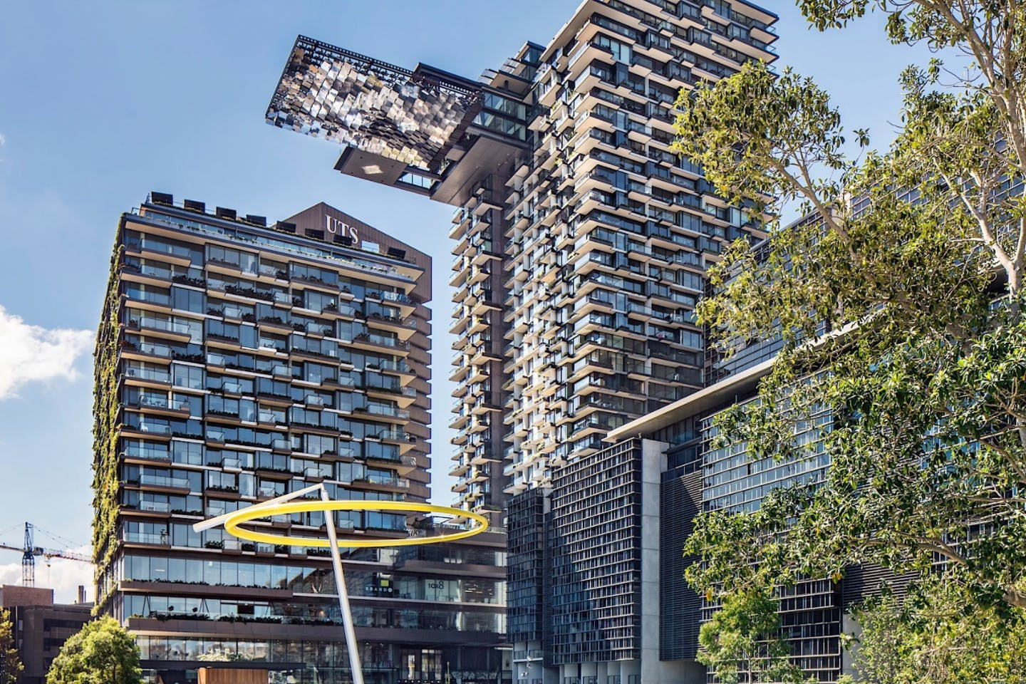 Frasers Property Australia's One Central Park in Sydney.