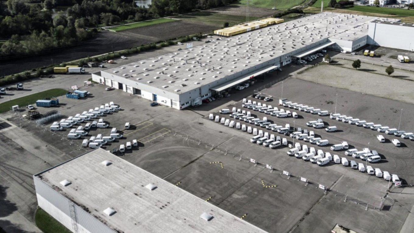 A Frasers Property industrial complex in Germany