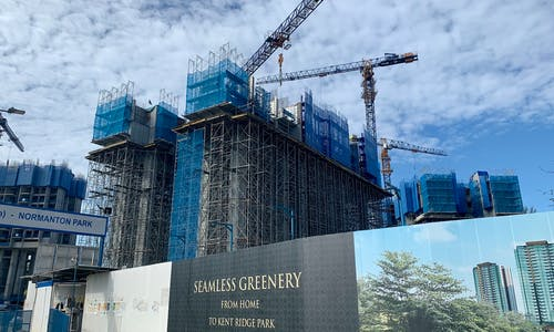 Guide for rating eco credentials of property launches in Singapore