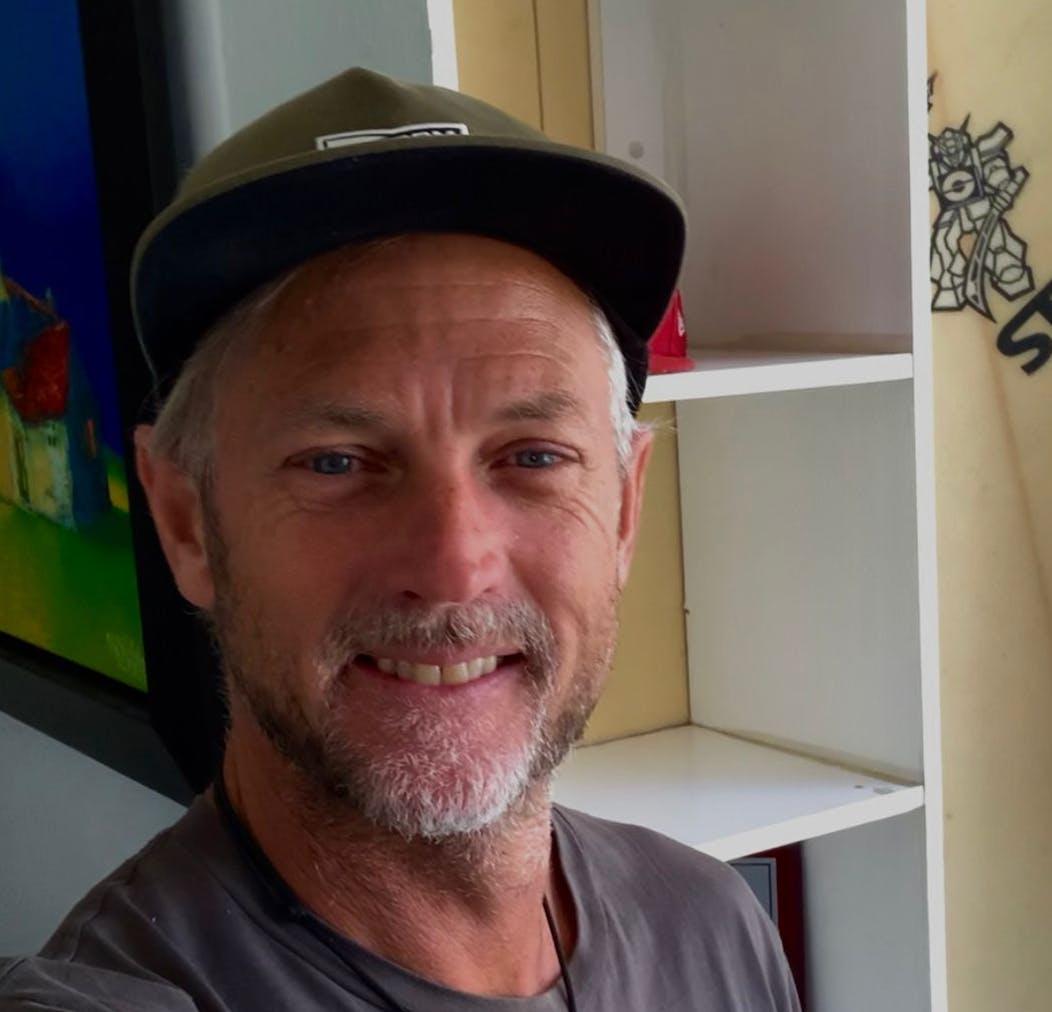 Jason Iggleden, founder, Drone Shark App