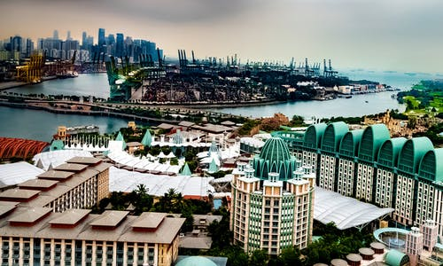 Resorts World Sentosa's new sustainability chief prepares for the return of eco-consciousvisitors