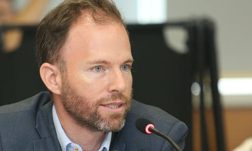 Green Belt & Road Initiative Center founder Christoph Nedopil moves to Fudan University green finance hub