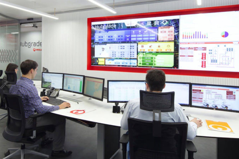 Veolia's Hubgrade monitoring solution