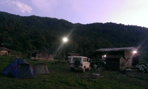 Water-powered generators bring electricity to Nagaland