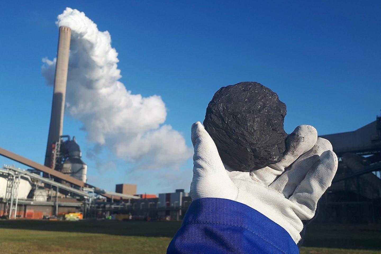 coal plant netherlands