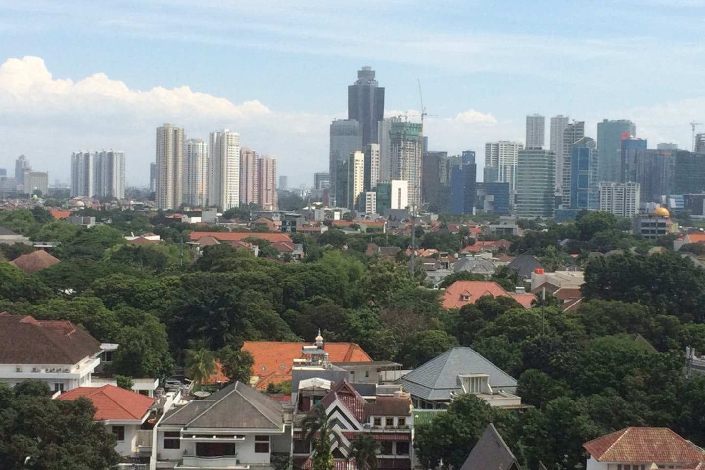 jakarta indonesia - unep project