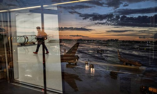 As post-Covid travel picks up, should we cut business flights?